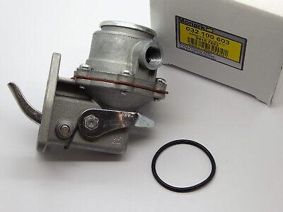 TRAKTOR MONARK Membran Förderpumpe für FIAT SCHLEPPER diaphragm feed pump
