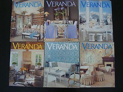 12 Veranda Decorating Magazines Lot #5  **great Decorating Ideas** 3