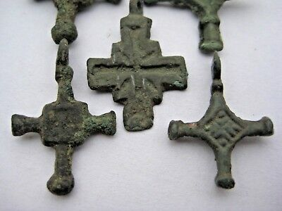 ANCIENT CROSS Viking Roman Kievan Rus 10-12 century AD 4