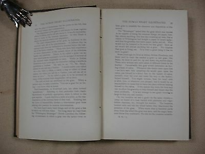 The Human Heart Illustrated written by Bishop John B. Small - 1893 3 • CAD $503.92