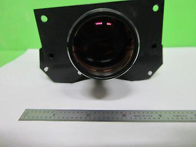 Microscope Pièce Polyvar Reichert Leica Tête Optiques Jumelles Tel Quel Bin 4