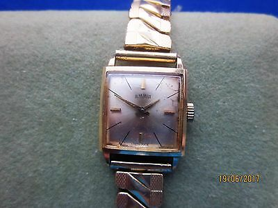 Damen Uhr ,Roamer, 585 ,Gold,Gelbgold ,14 K ,alt,Erbschaft, 24,57 Gr.,Dau