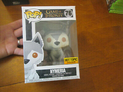 Funko Pop Game Of Thrones Nymeria # 76 Exclusive Hot Topic 8