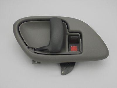 Gray PAIR Door Chrome Handles /& Bezels 95-99 SILVERADO SIERRA C1500 K1500 k2500