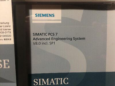 Siemens simatic PCS 7 V8.1 Software 6ES7658-4XX18-0YT8 //// 6ES7 658-4XX18-0YT8