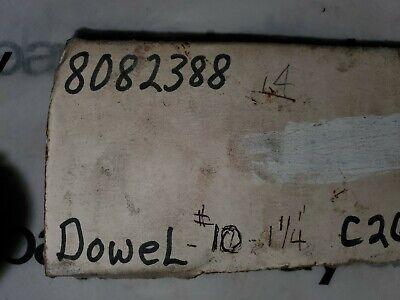 "General Motors Electro-motive 8082388 Dowel 1/2"" x 1-1/4"" x 5/16-18 inner thread 5"