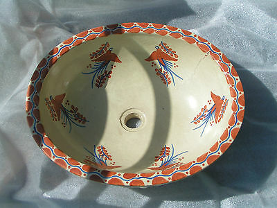 Antique Mexican Stone Sink -Origin Unknown 6