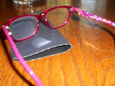 d5907a4dfc9aa8 1 sur 4 Monture de lunette de vue pour fille 6 ans et + avec une pochette  krys