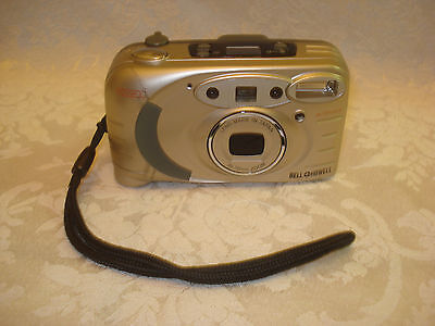 BELL HOWELL PZ2200 35mm FILM  POINT AND SHOOT CAMERA 35-70mm LENS/ LEATHER CASE 2