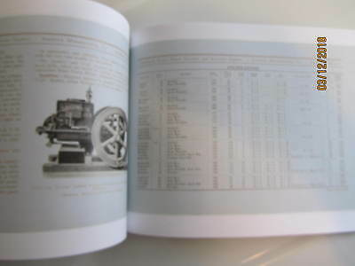 1924 Sandwich Manufacturing Co Sandwich Gas Engine  Catalog All sizes 4