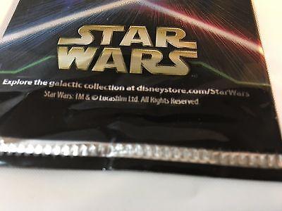Lote de 10 Paquetes Serie 3 Disney Store Star Wars Coleccionable Cartas 3