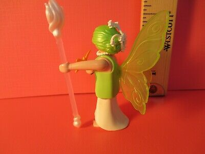 Playmobil SERIES 17 BAREFOOT FAIRY W// YELLOW WINGS new fig orig pkg PM #70243