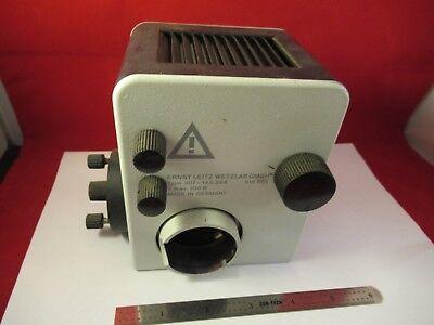 Pour Pièces Leitz 514662 Lampe Récipient Illuminateur Microscope 3