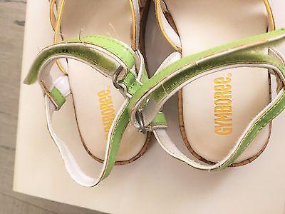 5 tlg. Sommer Set von Gymboree Mädchen Schuhe Gr. 27 Kleid Gr. 104 110 116 TOP 4