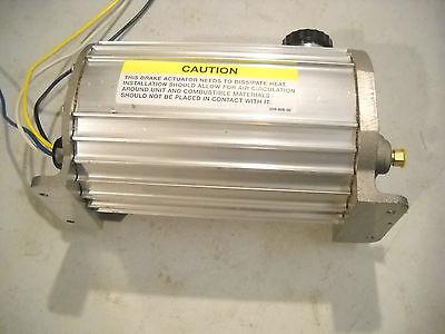 Dexter Electric Over Hydraulic Drum Brake Actuator 1000 Psi Pump Trailer Axle 10