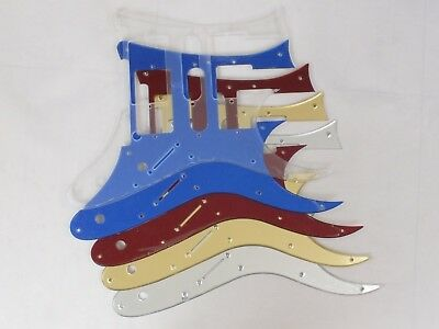 SCRATCH PLATE Pickguard for IBANEZ JEM or RG Japan electric guitar in 10 colours 3