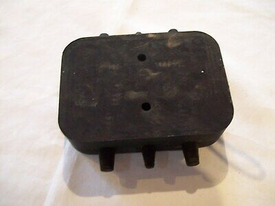 10 Way rubber  Junction Box for Trailer/Truck/Lorry 6 inlets FREE P&P 2
