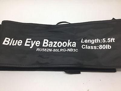 Daiwa Electric Megatwin Deep Drop Bazooka Rod 5 Ft 5 80 Lb Rollered Guides
