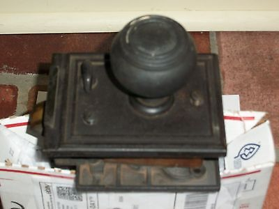 Antique Large Heavy Door Lock 4