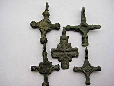 ANCIENT CROSS Viking Roman Kievan Rus 10-12 century AD 12