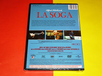 LA SOGA + LA VENTANA INDISCRETA / ROPE + REAR WINDOW -DVD R2- Precintada 5
