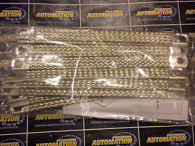 NEW* #145745 RITTAL 2412.2.1.6 BRAIDED WIRE CONNECTOR