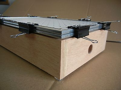 """18"""" X 18"""" Vacuum Forming/Former - Thermoform Plastic Forming Box/Machine/Table"""