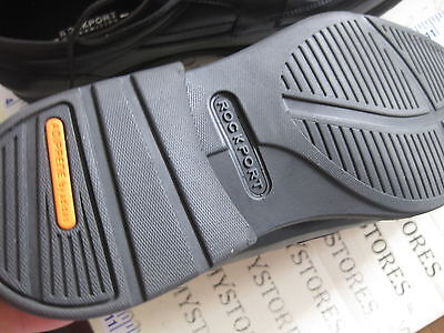 ce333b8104031a ... NEW Rockport ADIPRENE BY ADIDAS Business Lite ST Bike Front Mens Dress  Shoes 2
