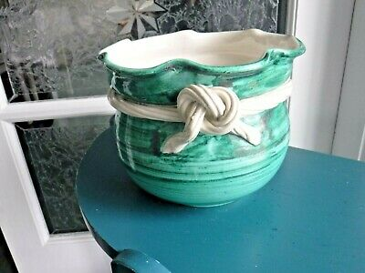 Green Vintage Planter, Limited Edition 12