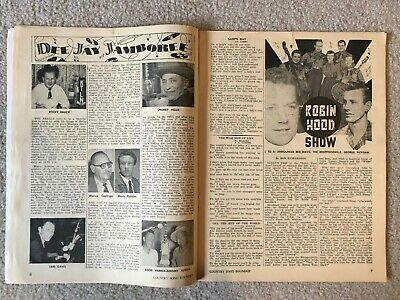 December 1952 COUNTRY SONG ROUNDUP Magazine - Eddy Arnold/Kitty Wells/Ray Price 3