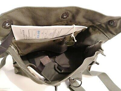 Serbian /Yugoslavian NBC protective Gas Mask M2+40mm Filter + Bag Complete Kit 9