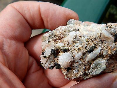 """Minerales """" Extraordinarios Cristales Arracimados De Epidota Marruecos -  9A15 """" 2"""