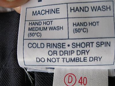 "GYMPHLEX 31 - 34"" Waist Girls/Ladies NAVY Gym Sports Skirt (kilt Style) - NEW! 6"