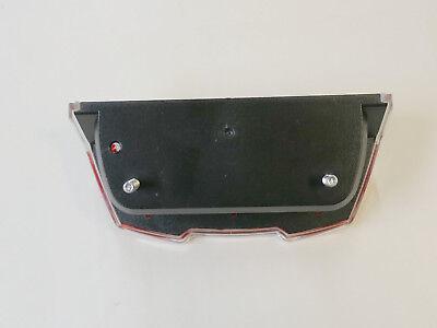 Edge Blister Adapterplatte für Gazelle Powervision Rücklicht