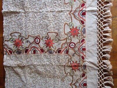 Ottoman Empire, Islamic Veil, 18th Century, Sarmas, Hand Embroidery, Puglia, RRR 5