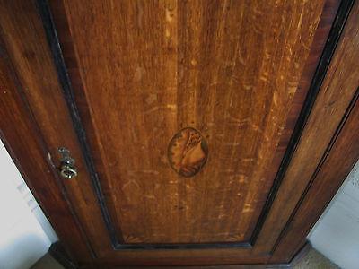 georgian oak corner cupboard corner cabinet 6