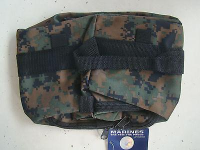 d361295f5228 ... Usmc Marine Corps Woodland Marpat Camo Camouflage Waterproof Dopp  Shaving Kit + 5