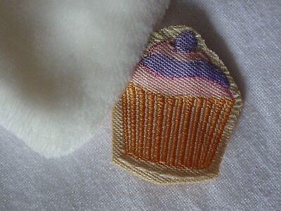 Doudou Et Compagnie Les Demoiselles Cupcake Corail 20 Cm Doudou Mouchoir Hochet 8