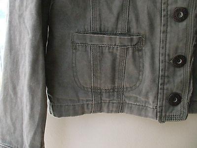 Girls/Ladies Jacket, 915 green, 164-170 4