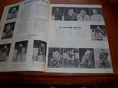 AHL yearbook 1961-62
