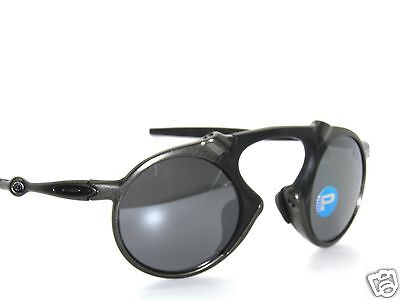 13d45c3e093 ... CLEARANCE OAKLEY  MADMAN 6019-02 PEWTER BLACK IRIDIUM POLARIZED  Sunglasses 4