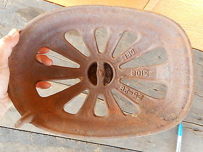 Ornate WOOD STOVE CAST Stove top STEAMPUNK Primitive Country VERY RUSTY