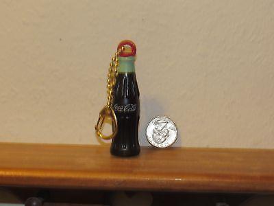 Coca Cola Bottle Key Chain Very Sturdy Key Chain
