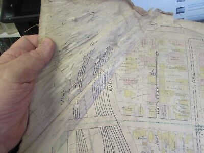 City Of Scranton - 1898 Downtown Map - Ward 8,17,9 - I.c.s, Scranton H.s. (#1) 9