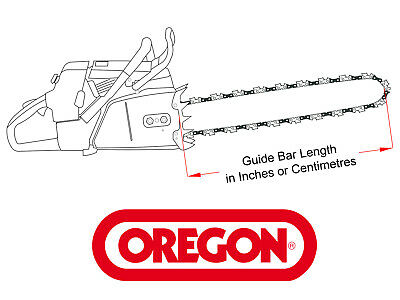 """SEMI CHISEL OREGON CHAINSAW CHAIN 75DPX 66 drive links 3//8/"""" .063/"""" 1.6mm 75DPX066"""