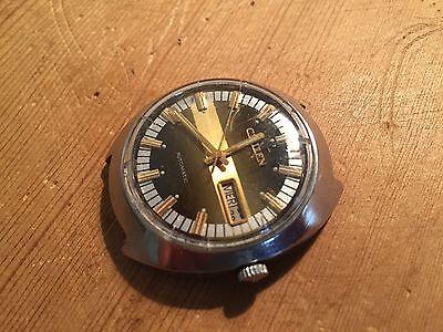 Uhr Uhren Vintage Citizen - Automatisch Stahl Gehäuse - 36 mm - Uhren Uhr Montre