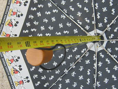 The Disney Store Parasol Mickey Mouse Umbrella 10
