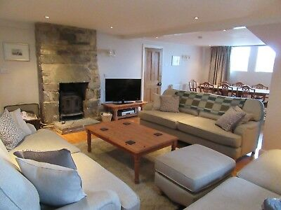 OFFER 2020: Holiday Cottage, Harlech, Sleeps 10 - Fri 31st JAN for 3 nights 3
