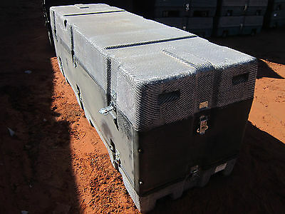 "Lifetime Expandable Storage Container 94""x27""x15"" 9"