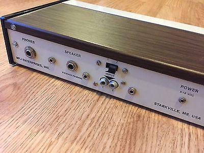 MFJ-752 SIGNAL ENHANCER II Dual Tunable SSB/CW Filter For Ham Radio